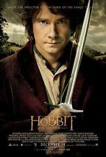 THE HOBBIT AN UNEXPECTED JOURNEY 2012 Original Final Version Mini Movie Poster