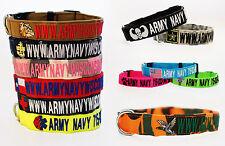 Personalized Hunting Dog Collars - Hunting Dog Collars - Camo Collars