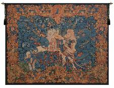"The Labors of Hercules Belgian Tapestry H 33"" x W 42"" NEW"