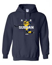 "P. K. Subban Nashville Predators ""Air Subban"" jersey shirt Hooded SWEATSHIRT"