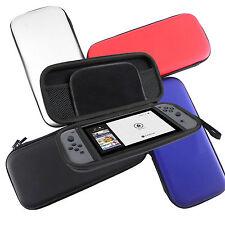 CARCASA rígida de viaje de Eva duro caso bolsa para Nintendo Switch y protector de pantalla