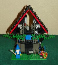 LEGO 6048 - CASTLE MAJISTO MAGICAL WORKSHOP - 1993 Rare / Vintage