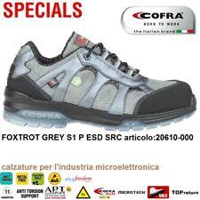 Cofra Calzatura antinfortunistica Shiatsu S1 P SRC Maxi Comfort 55010-000 sportive Scarpe basse