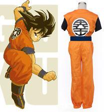 DRAGONBALL Kakarotto Goku Cosplay costume Kostüm Kinder Geschenke Child gift v2