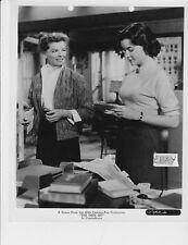 Katharine Hepburn busty brunette VINTAGE Photo Desk Set