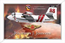 Aircraft,S2,S2T,airtanker,Grumman,Cal,Fire,Department,Forestry,California,C1A