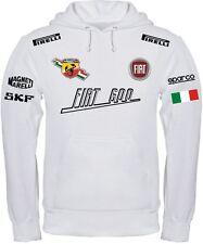 FELPA FIAT 600 ABARTH maglietta POLO ALFA ROMEO martini racing t-shirt maglia BI