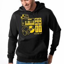 KIT House | Radio | funky groove | | | Club DJ | Music | S-XXL Felpa