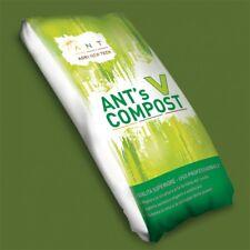 Humus fertilizzante naturale biologico ANT's COMPOST V. 4 sacchi da 45 Lt/25 Kg