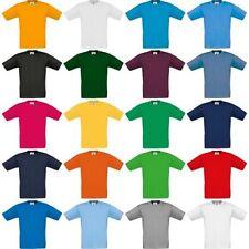 infantil niño niña b&c Exacto 150 100% Algodón Camiseta manga corta