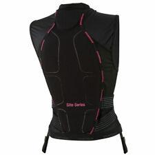 Icetools S-Lite Lady Rückenprotektor black/pink