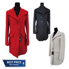 "Cappotto DONNA ""Coats&Coats"" Modello ATENE Varie Taglie WOOL & CACHEMIRE"