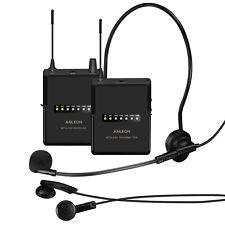 ANLEON MTG200 Wireless Tour Guide System translation system Translation Headsets