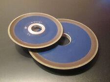 Diamante-Disco abrasivo/Diamond Wheel 12r4 iso9001 d-100 fino a 150 mm