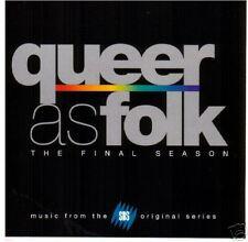 Queer As Folk-The Final Season-2005 -TV Soundtrack CD