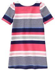 NWT Gymboree Best in Show Striped Dress SZ 4,6,7,8,10 Girls
