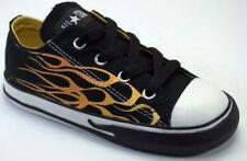 Original Converse Kids Black Flame OX 714161