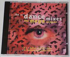 """12"""" DANCE MIXES CD MEGA SAMPLER 2 T.O.F. E-ROTIC MAXX"""