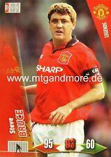 Adrenalyn XL Man. United - Steve Bruce - Legends