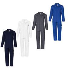 Salopette Costume de Travail Combinaison en 4 couleurs sélectionnable