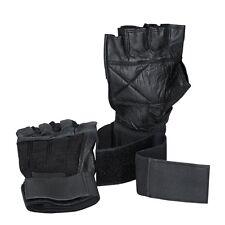 Gants d'entraînement TOP professionnel avec bandage et matelassé paume en cuir