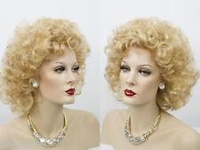 Long Medium Temptation By Aspen Wavy Curly Blonde Brunette Red Wigs
