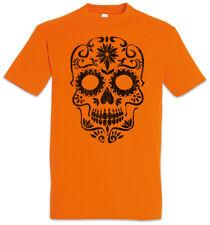 Mexican Skull II T-Shirt Mexico mexican Latin Latino Dios