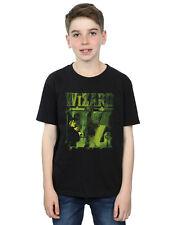 Wizard of Oz Garçon Wicked Witch Logo T-Shirt