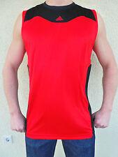 ADIDAS ENTRAINEMENT FITNESS basketball maillot shirt Tall gr. S M – XXL 3xlt