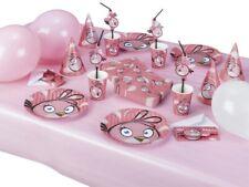Angry Birds Kindergeburtstag Party Set Geburtstag Mädchen Stella pink Bird