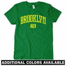 BROOKLYN Women's T-shirt - Area Code 718 New York S-2XL