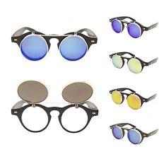 Retro Sonnenbrille 50er Jahre Vintage  Flip up Glasses Damen Herren RF197