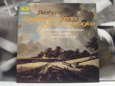 BRAHMS - DOPPIO CONCERTO / OUVERTURE TRAGICA - LP NEAR MINT DGG FRICSAY STARKER