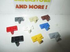Lego - Plaque Plate 1x2 Handle Arm 4623 Choose Quantity 2x 4x 10x & Color