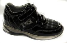 Nero giardini a928263 neroscarpa da bambina chiusura a strappi shoe chaussure