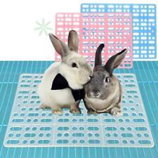small animal pet cage Mat flooring Bunny Guinea Pig Hamster chinchilla ferrat