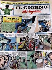 Il Giorno dei Ragazzi 32 1961  Tom e Gionni & Kamumilla Kokobì di Jacovitti