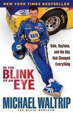 In The Blink of  an Eye by Michael Waltrip, Ellis Henican (2011, Paperback) New