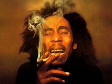 Bob Marley Painting Reggae Singer Music Art Huge Giant Wall Print POSTER