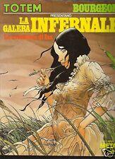 LA GALERA INFERNALE - AVVENTURE DI ISA-BOURGEON-1981-VL26