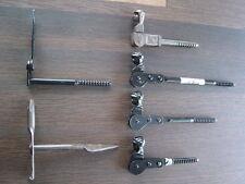 Klappladenhalter-Fensterladenhalter-Ladenhalter-Sturmhalter antik patiniert