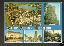 SAINT-AUBIN-du-CORMIER (35) COURS MENAGER & CENTRE VILLE