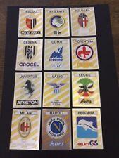 Panini calciatori 1988/89 scudetto / mascotte a scelta Inter Juventus Milan ecc