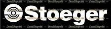 Stoeger Firearms - Hunting/Outdoor Sports - Vinyl Die-Cut Peel N' Stick Decal