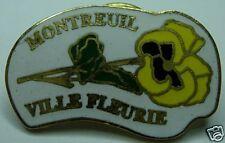 Montreuil Ville Fleurie -  Hat Lapel Pin HP5878