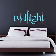 Twilight Parete Adesivo Vinile trasferimento Edward Cullen childrens bedroom