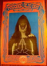 Lsd Psychedelic Art Electric Tibet Berkeley Poster 1967