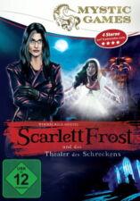 Scarlett Frost und das Theater des Schreckens (PC, 2012, DVD-Box) - verschweisst
