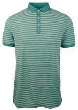 Michael Kors Men's Striped Pique Polo Shirt
