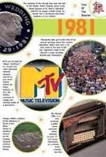 DVD gift card vari anni 1978,
